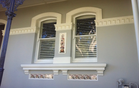 terrace house painting restoration sydney